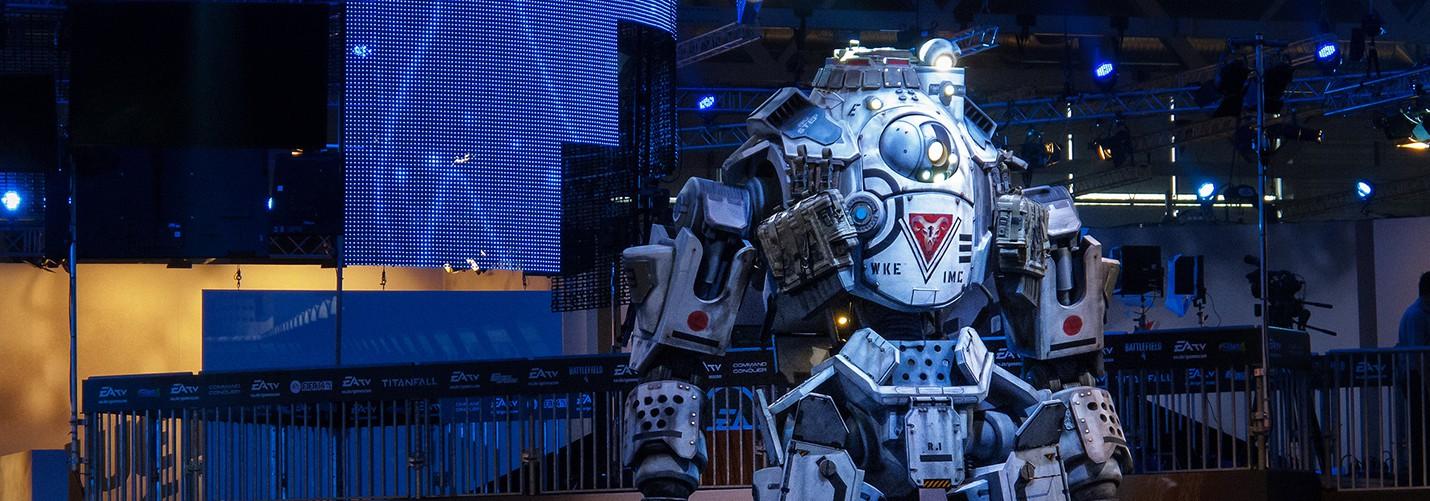 Respawn: продажи Titanfall не будут даже близко к Call of Duty