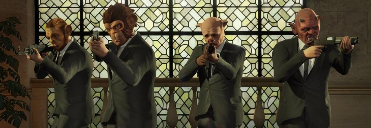 GTA Online будет включать более 500 миссий + другие детали