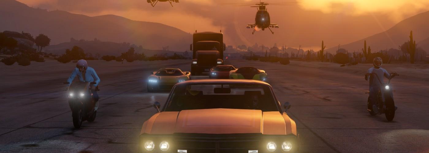 Руководство по созданию гонок и десматчей в GTA Online от Rockstar