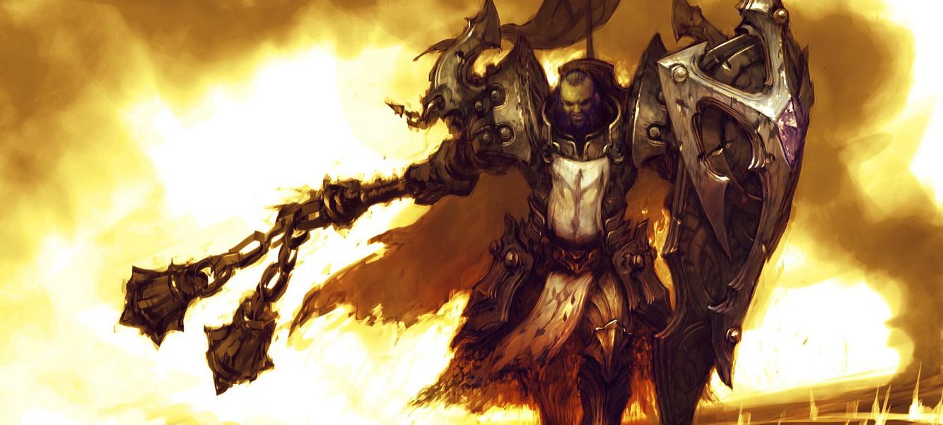 Детали из ранней версии Diablo 3: Reaper of Souls