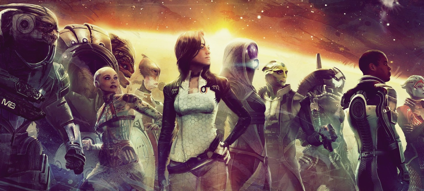 Пару слов BioWare о Next Mass Effect