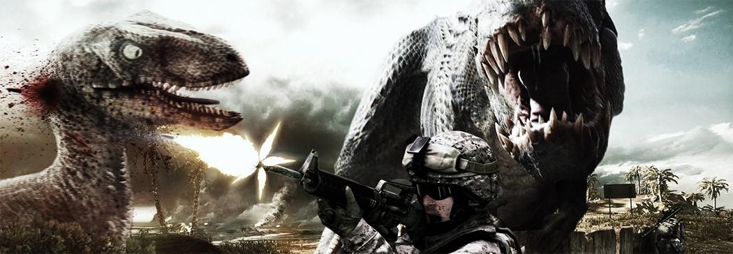 EA помнит о динозаврах для Battlefield