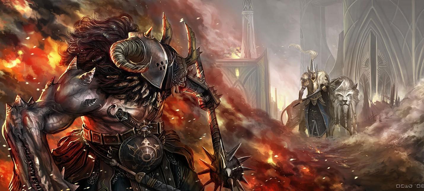 Warhammer Online: Age of Reckoning закрывается