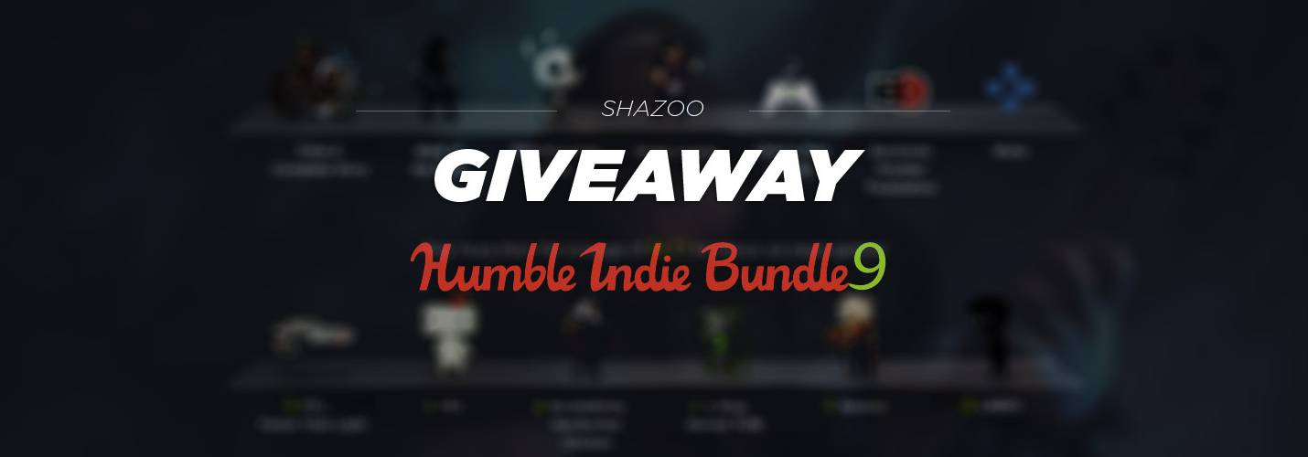 Раздача Humble Indie Bundle 9