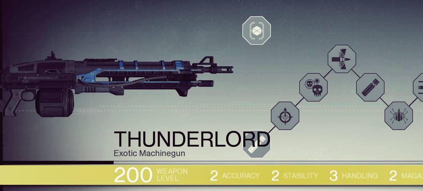 Destiny — Thunderlord
