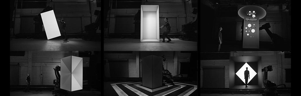 Box: синтез реального и виртуального