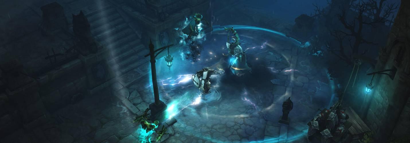 Blizzard о том, почему сражения в Diablo 3 станут медленней