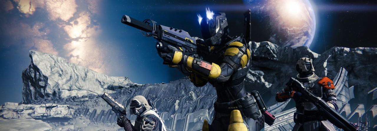 Новый геймплейный трейлер Destiny: The Moon