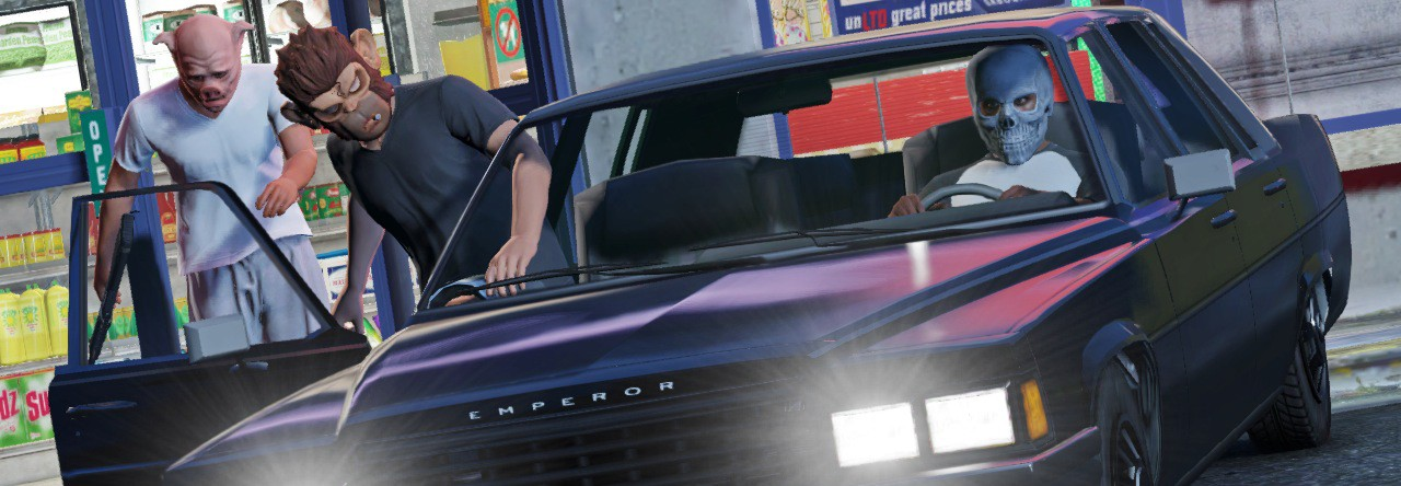 Гайд GTA Online – создание персонажа и распределение умений