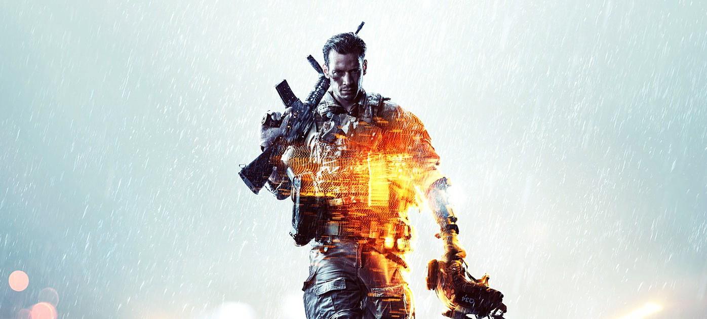 Battlefield 4 в замедленной съемке
