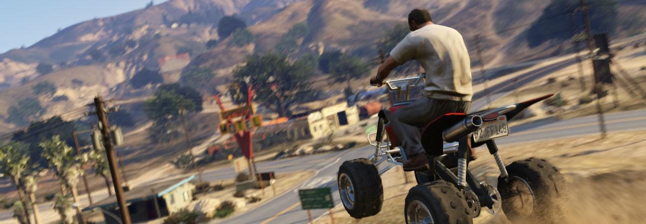 Слух: GTA 5 выйдет на PC в первом квартале 2014-го