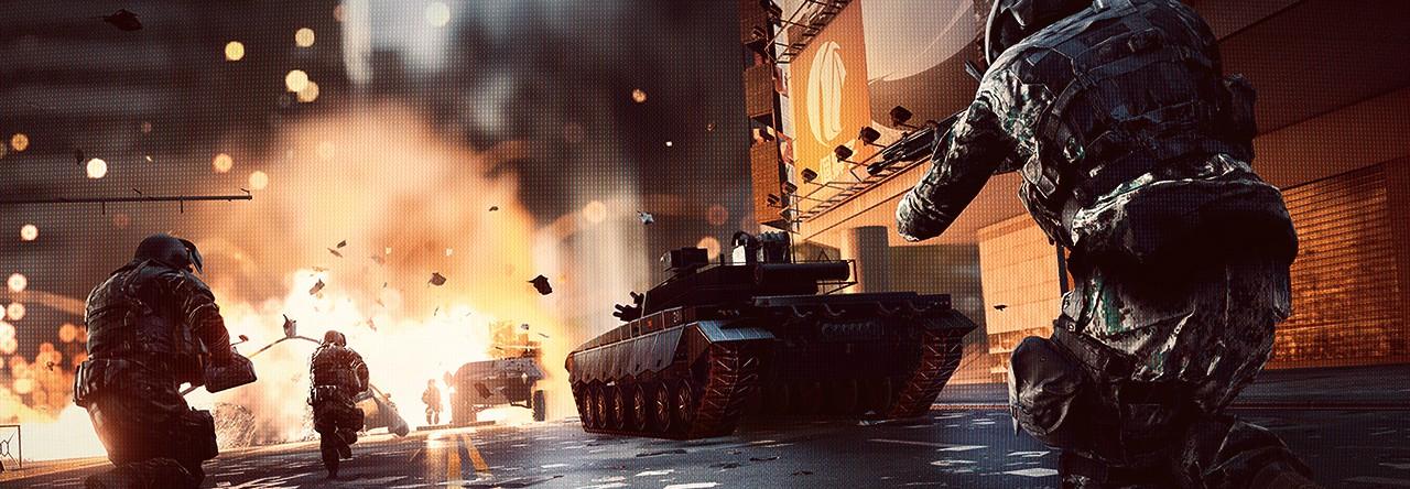 Вышел патч повышающий производительность Battlefield 4 Beta на Windows 7