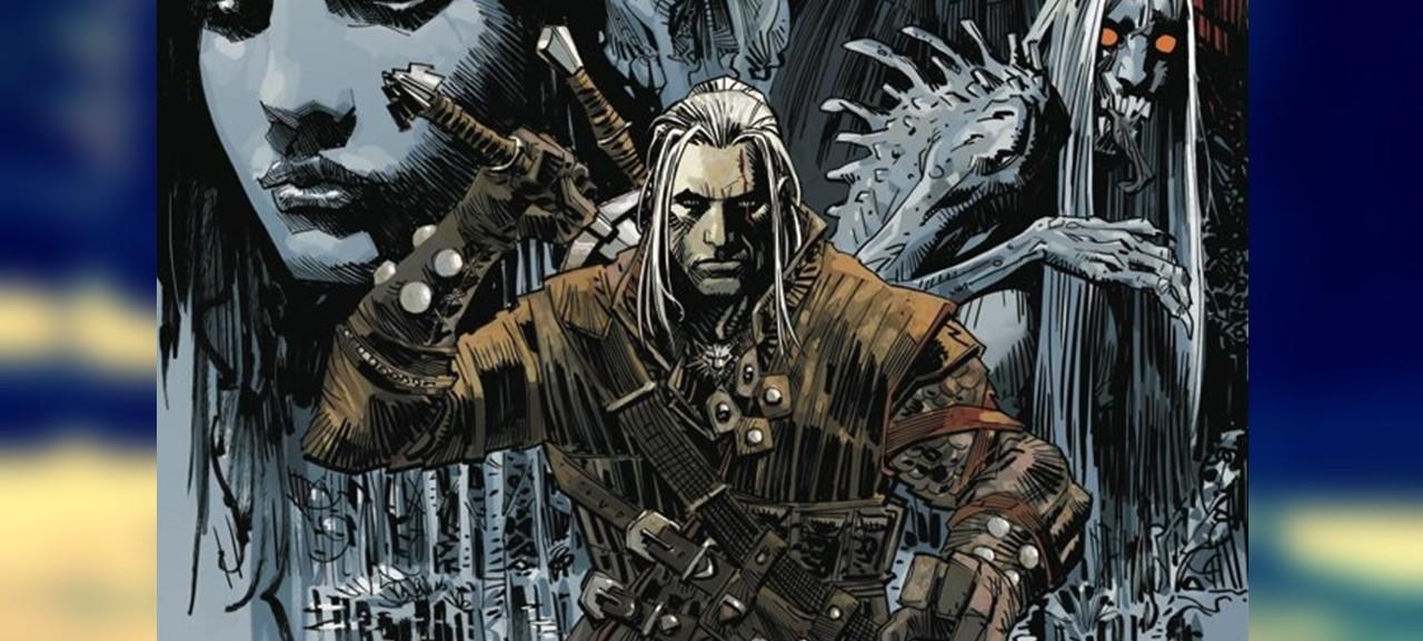 Серия комиксов The Witcher