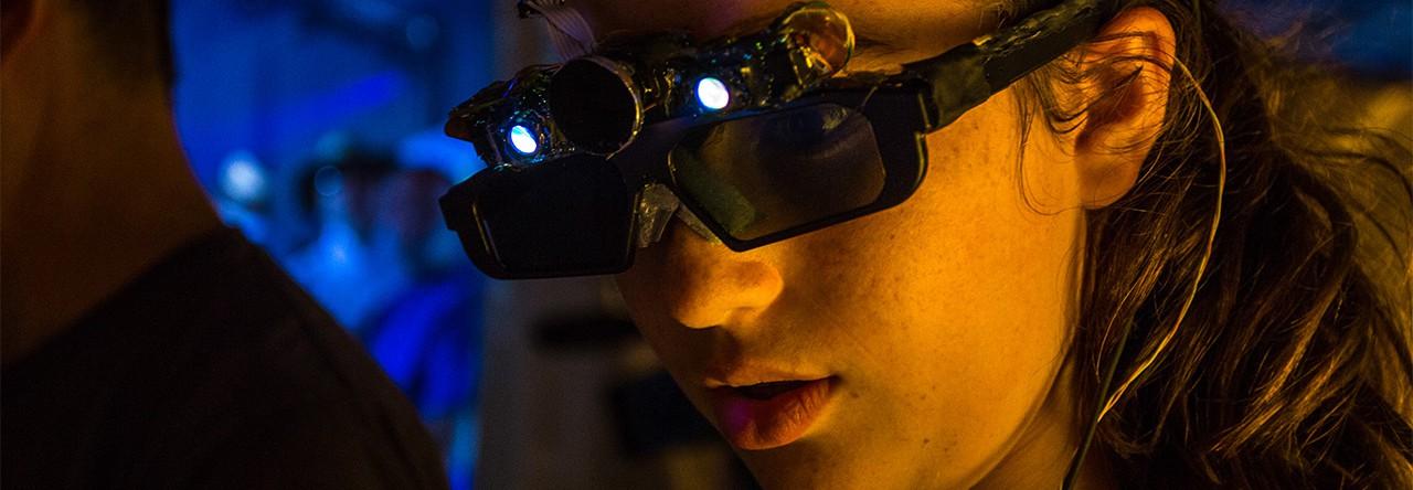 Бывший инженер Valve представила очки расширенной реальности