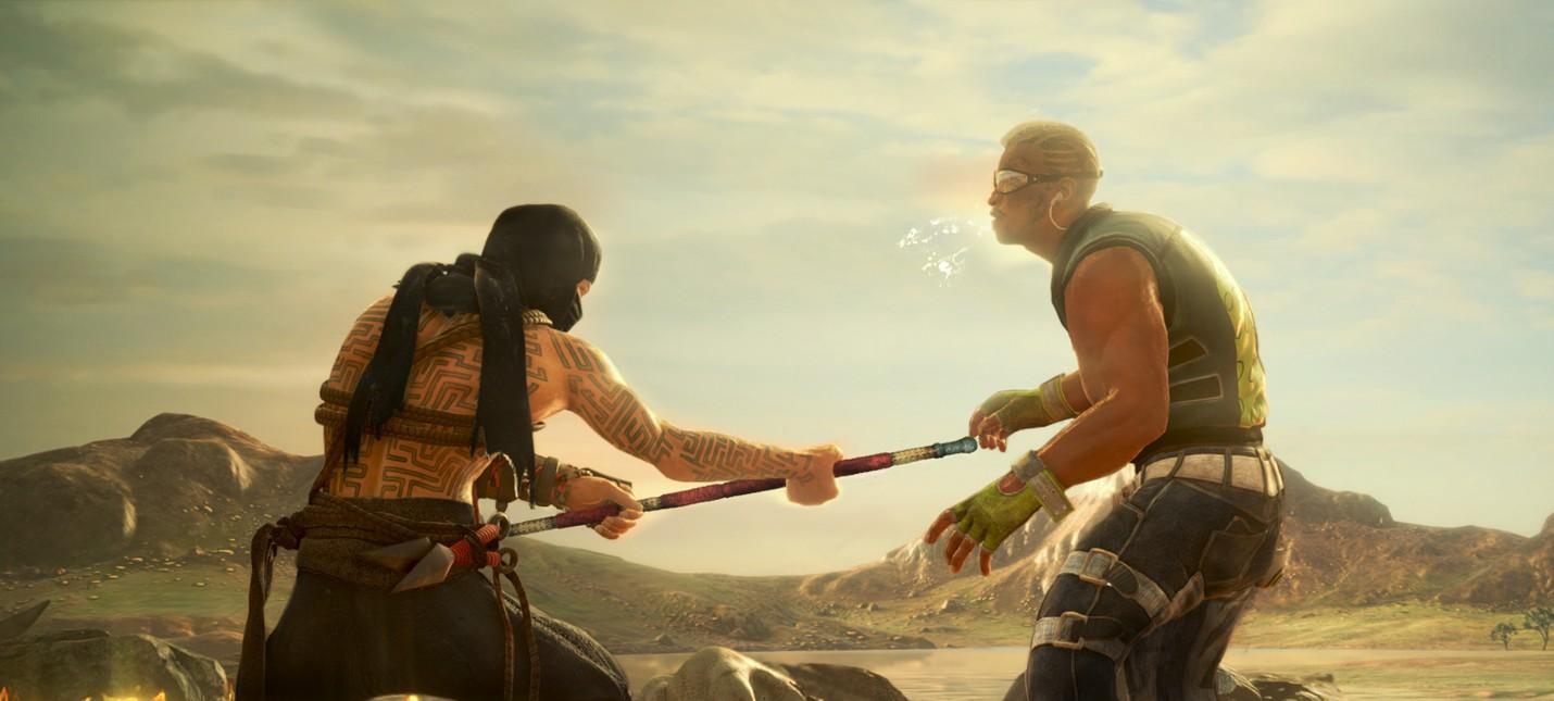 Новый геймплейный трейлер Fighter Within + новые скриншоты игры