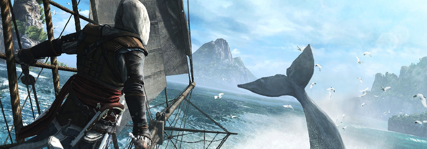 Технологии Nvidia в Assassin's Creed 4