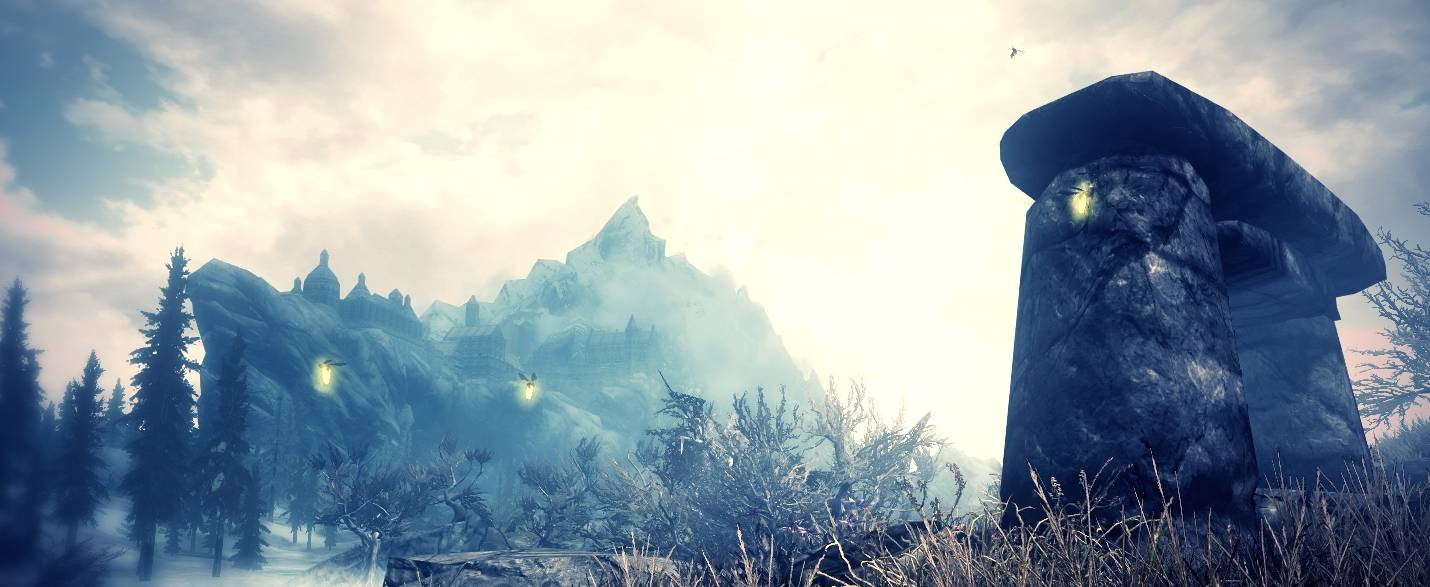 100 Лучших Скриншотов Skyrim'a