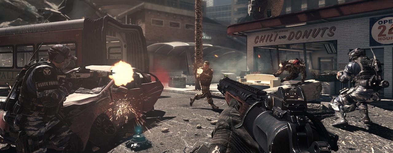 Список карт и режимов Call of Duty: Ghosts