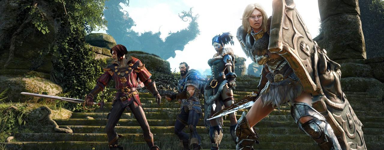 Fable Legends будет иметь непревзойденный уровень детализации благодаря UE4