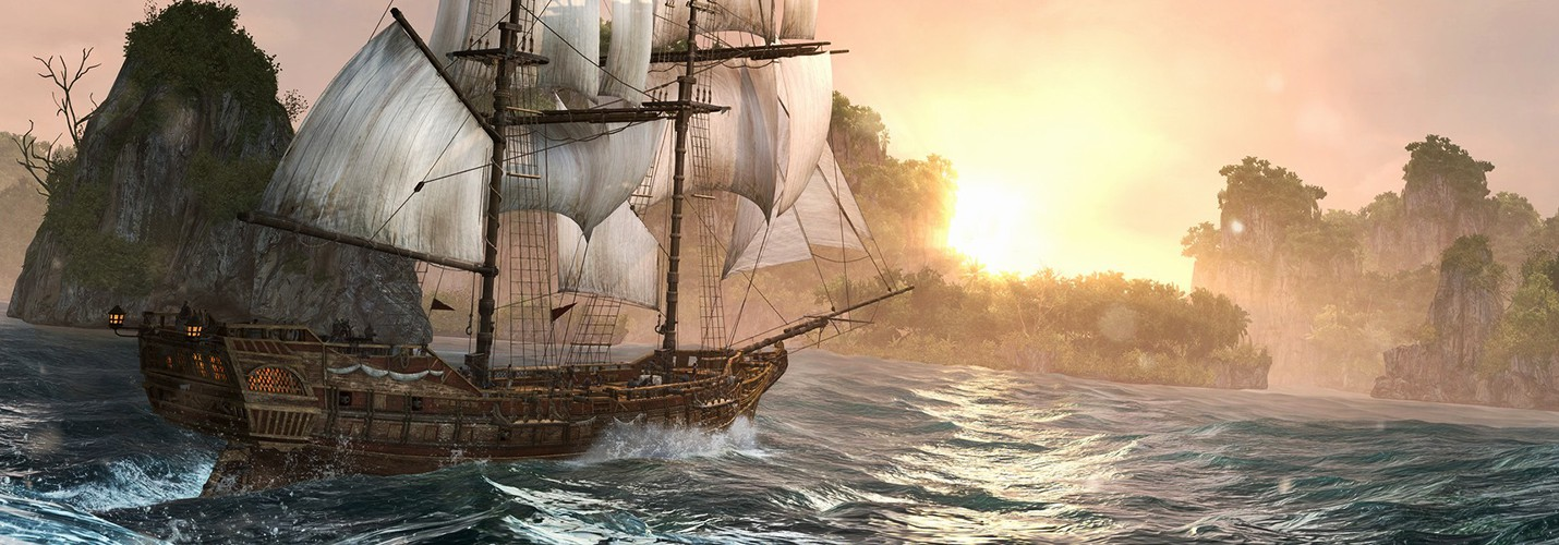 Скриншоты PC-версии Assassin's Creed 4