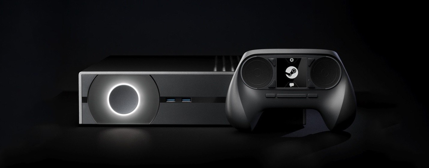 Valve показала прототип Steam Machine
