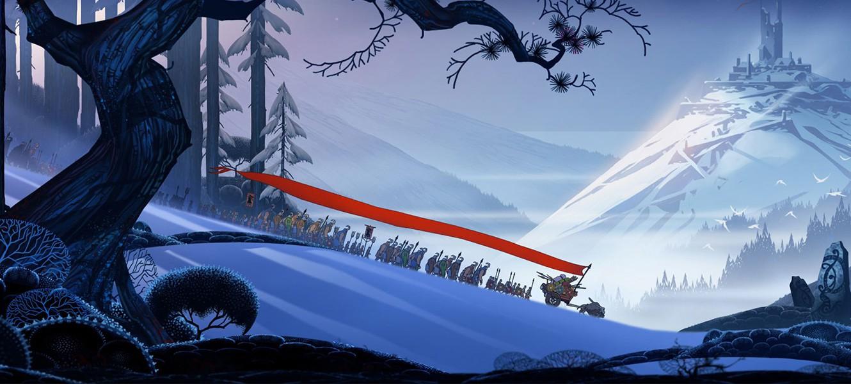 The Banner Saga выйдет в Январе 2014-го