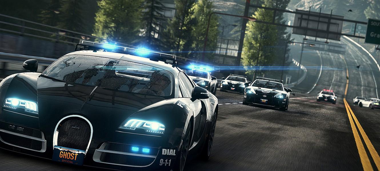 Геймплей NFS: Rivals на PS4 и Xbox One