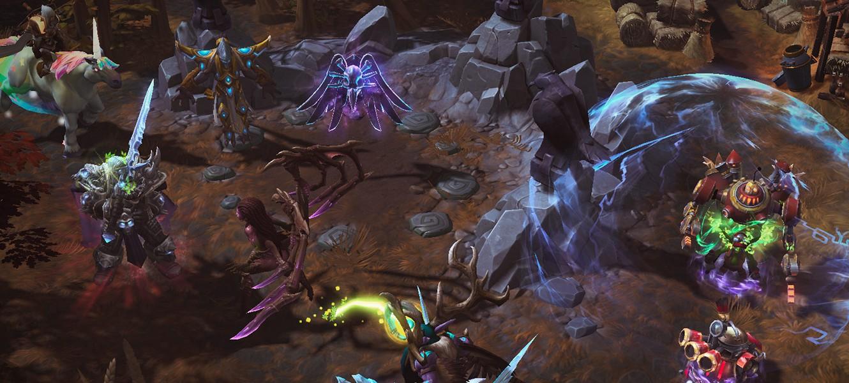Blizzard: Heroes of the Storm победит DOTA 2 и LoL