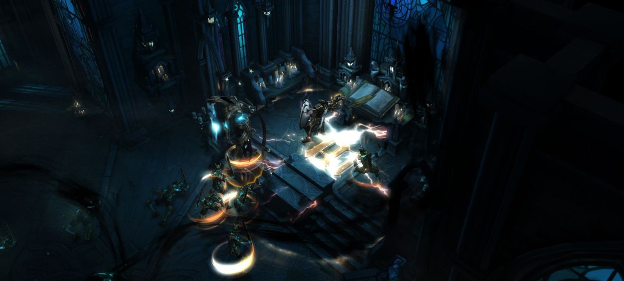 Diablo 3 на PS4 поддерживает Дистанционную Игру на PS Vita