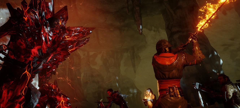 30 минут геймплея Dragon Age: Inquisition