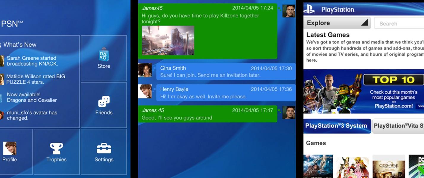 Компаньонское приложение PS4 уже доступно на iOS и Android