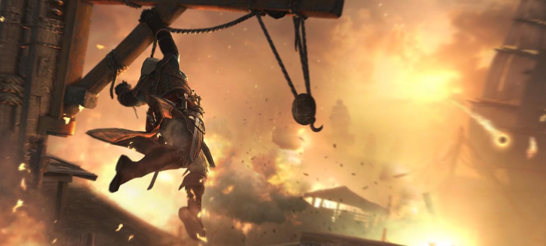 Геймплей на PS4: AC4, CoD: Ghosts, Battlefield 4, FIFA 14, NFS: Rivals и другое