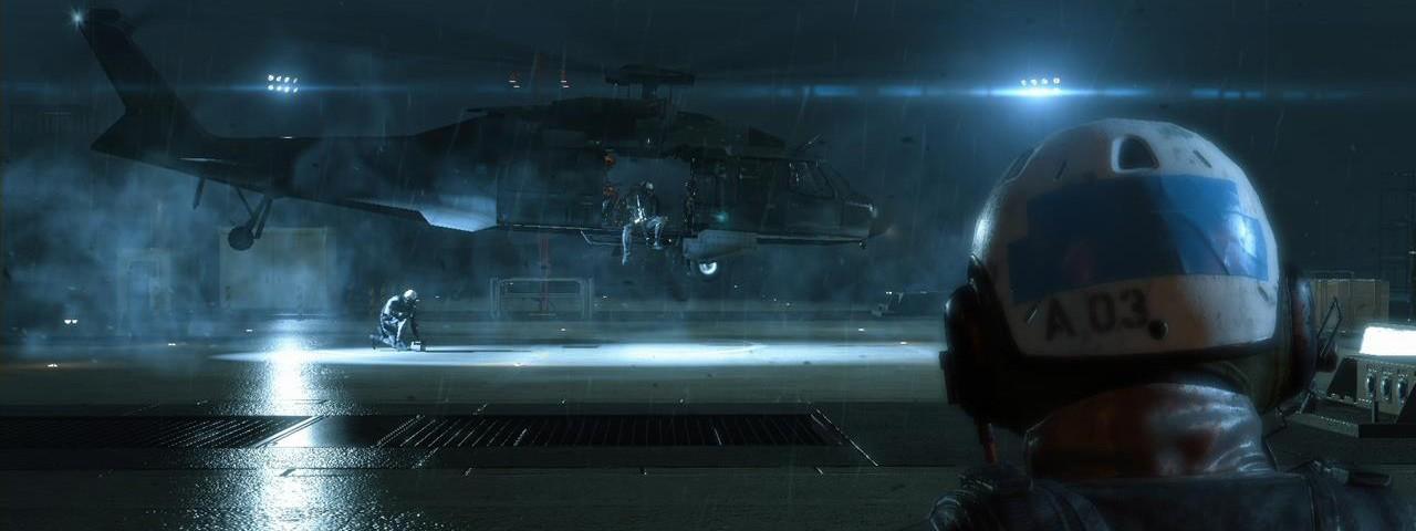 MGS 5 на PS4 будет включать эксклюзивную миссию