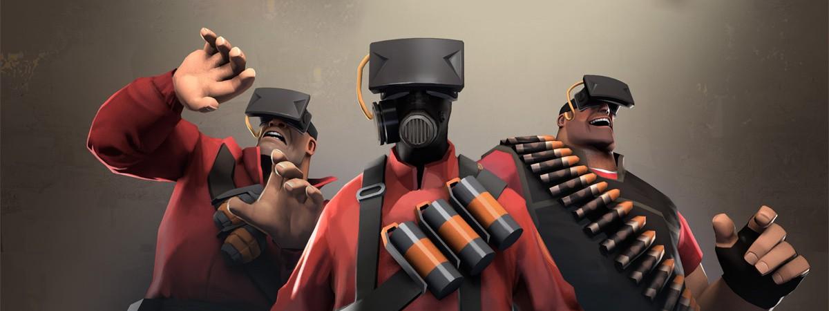 Valve покажет свой девайс вирутальной реальности в Январе