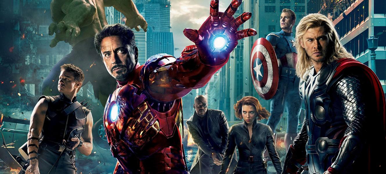 Дерп-версия трейлера Avengers