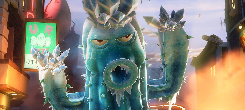 Геймплейный трейлер и скриншоты Plants vs Zombies: Garden Warfare