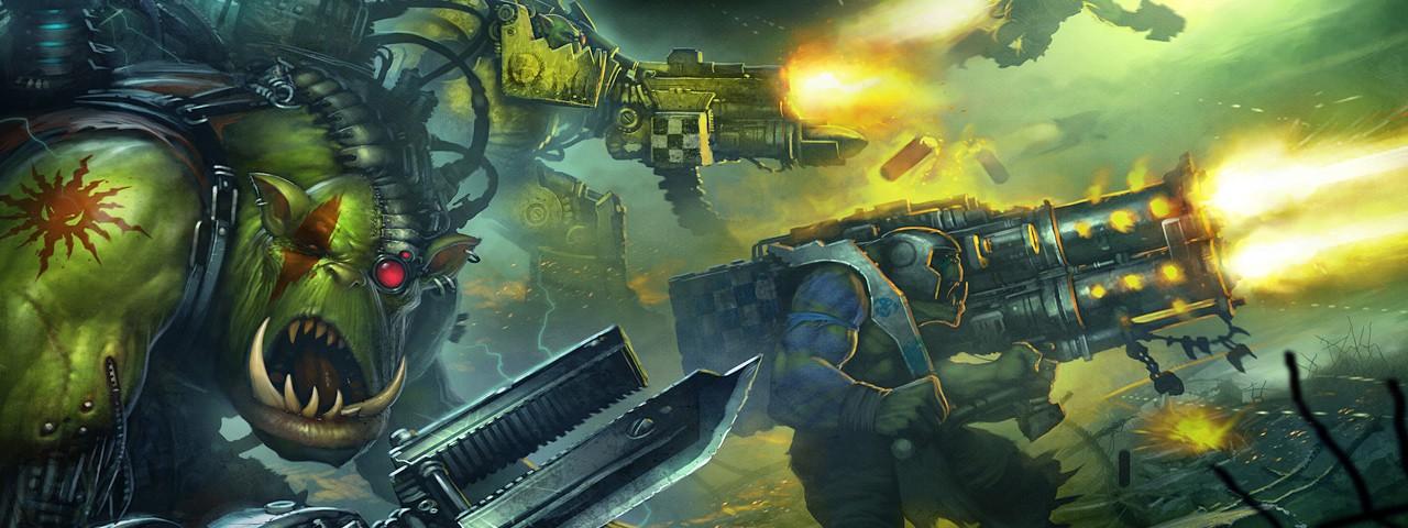 Лайвстрим Warhammer 40,000: Eternal Crusade