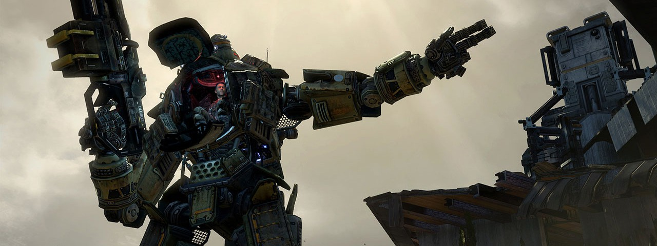 Большой сюрприз и новости о Titanfall на VGX
