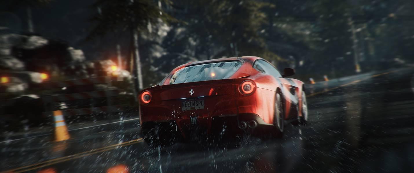 Баги, ошибки, вылеты, низкий FPS в Need For Speed: Rivals