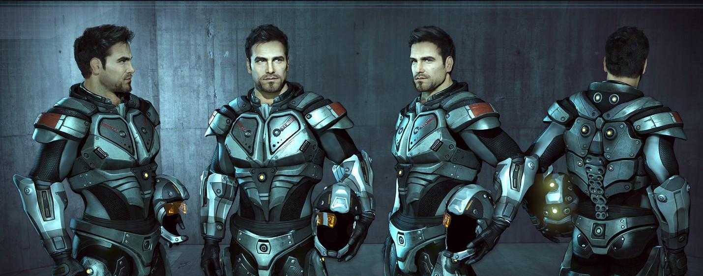 Слух: новые детали Mass Effect 4 с закрытого показа