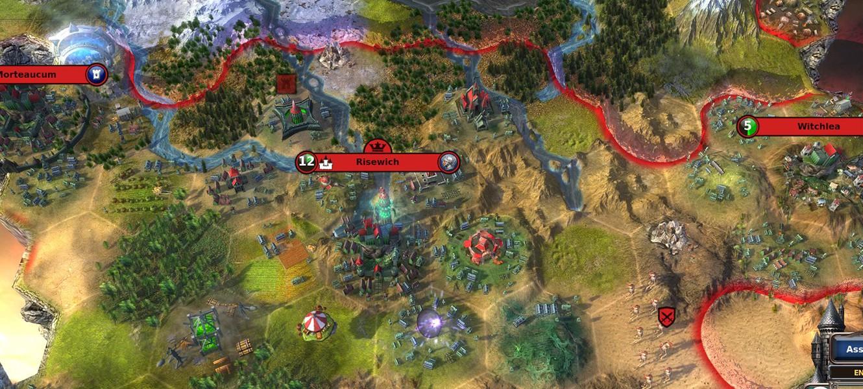 Новые скриншоты Warlock 2: The Exiled