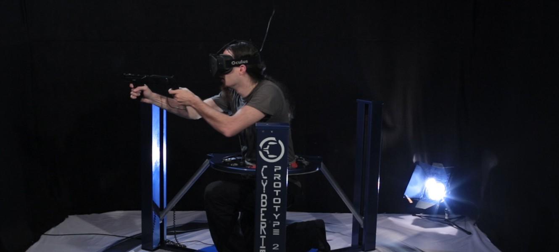 GTA 4 с полным погружением в виртуальную реальность