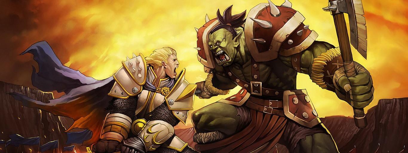 Фильм Warcraft перенесли на 2016 год
