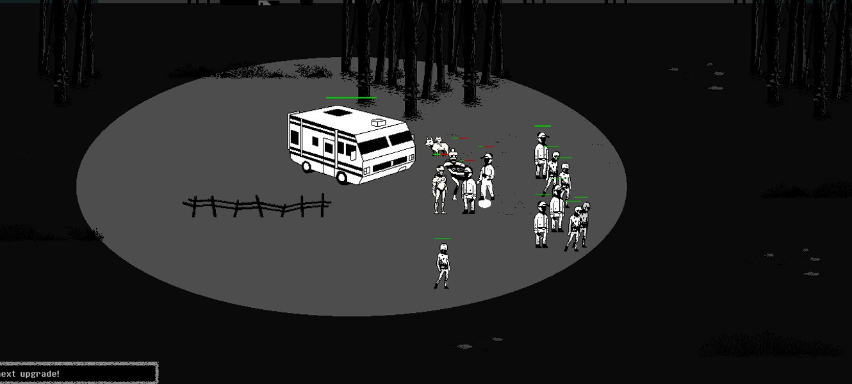 Community Challenge: истребление зомби