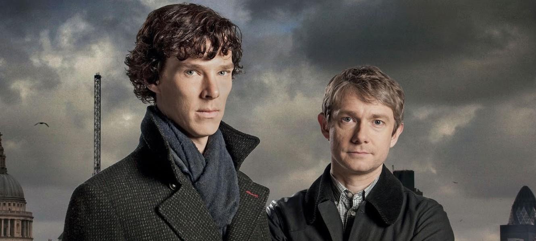 Объявлены даты показа третьего сезона Шерлок