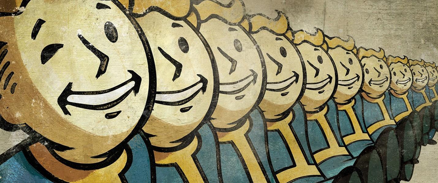 Счетчик Fallout 4 истек, ядерная зима...наступила?