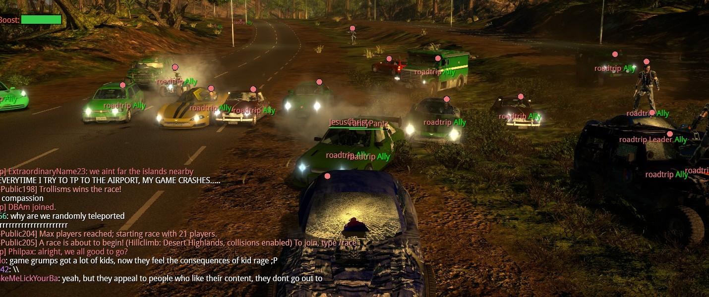 Мультиплеерный мод Just Cause 2 появится в Steam