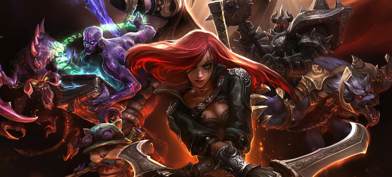 Про-игрокам League of Legends запрещено стримить другие игры