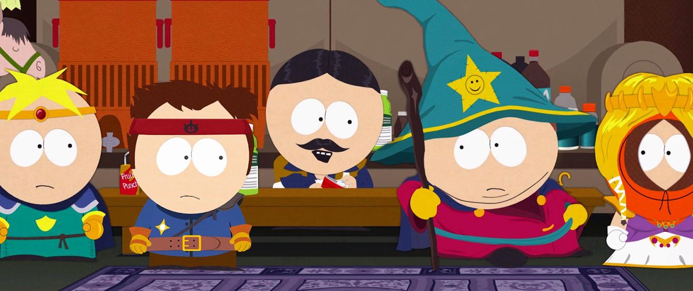 Тизер-трейлер South Park: The Stick of Truth для VGX
