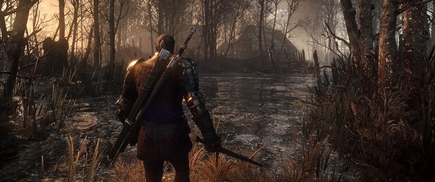 Новый скриншот Witcher 3 из трейлера VGX